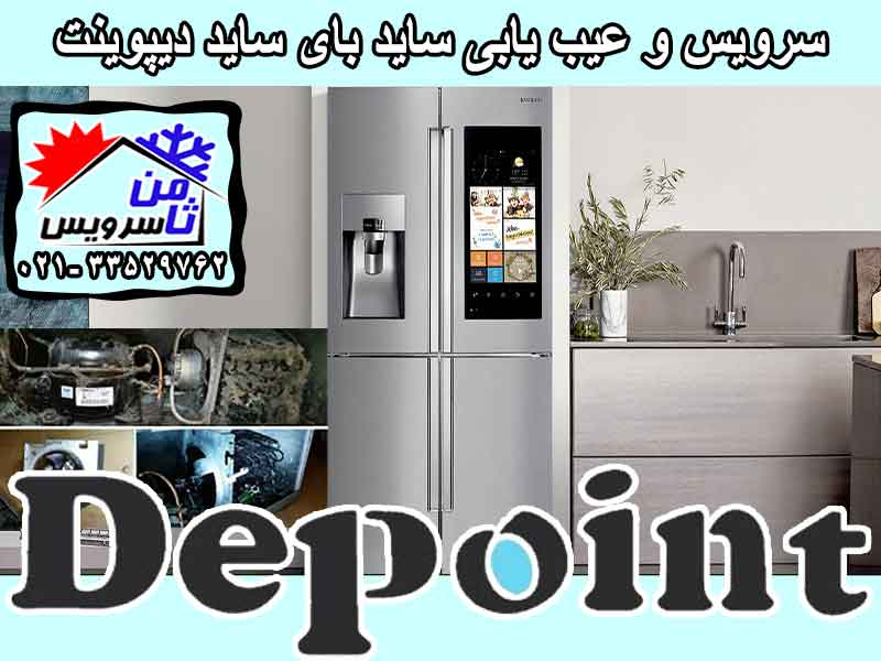 Depoint side by side trouble shooting & service at home in Tehran & Mashhad