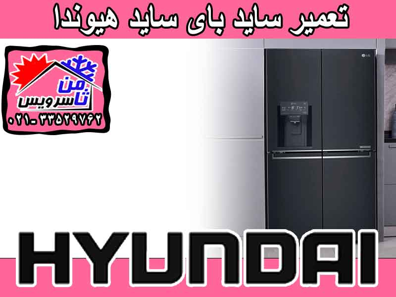 Hyundai side by side dealer repair in Tehran & Mashhad